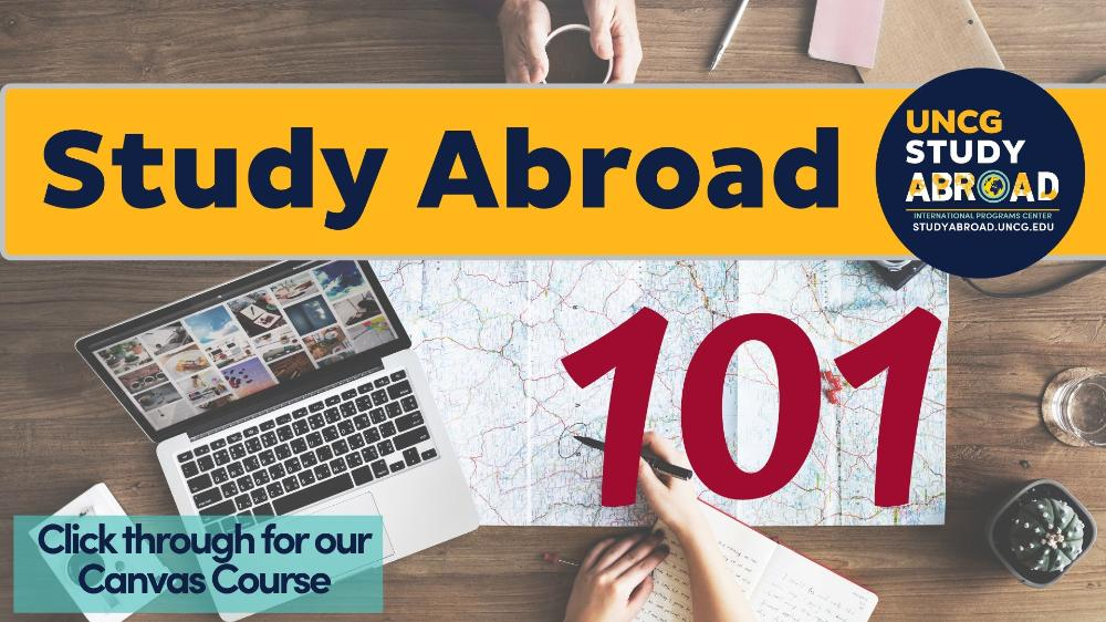 Study Abroad 101 Course