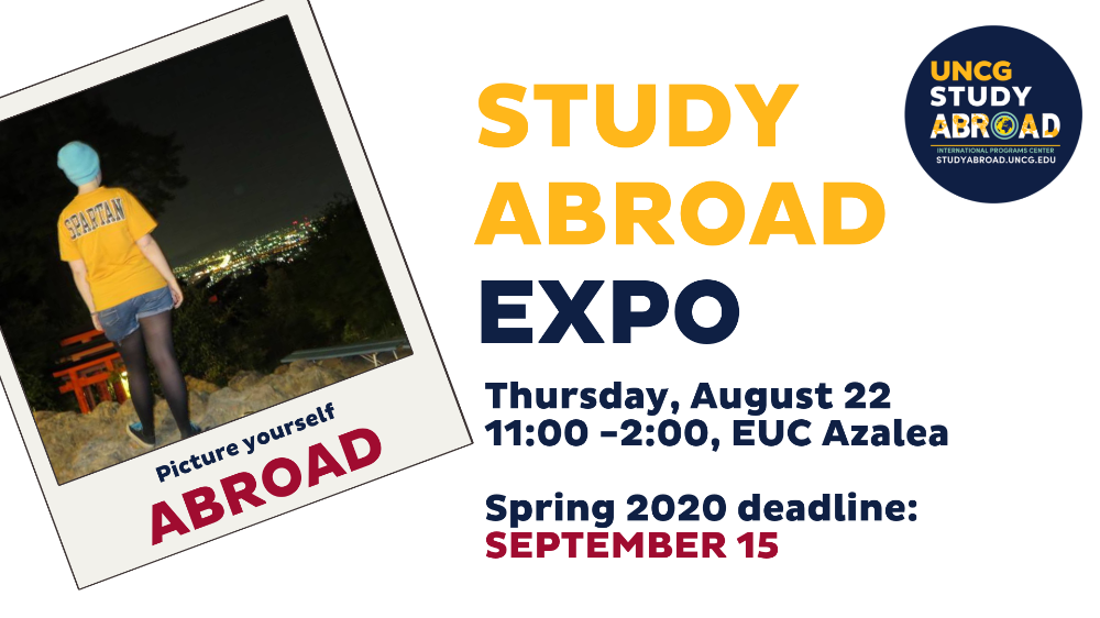 Uncg Spring 2020 Calendar International Programs Center   Study Abroad